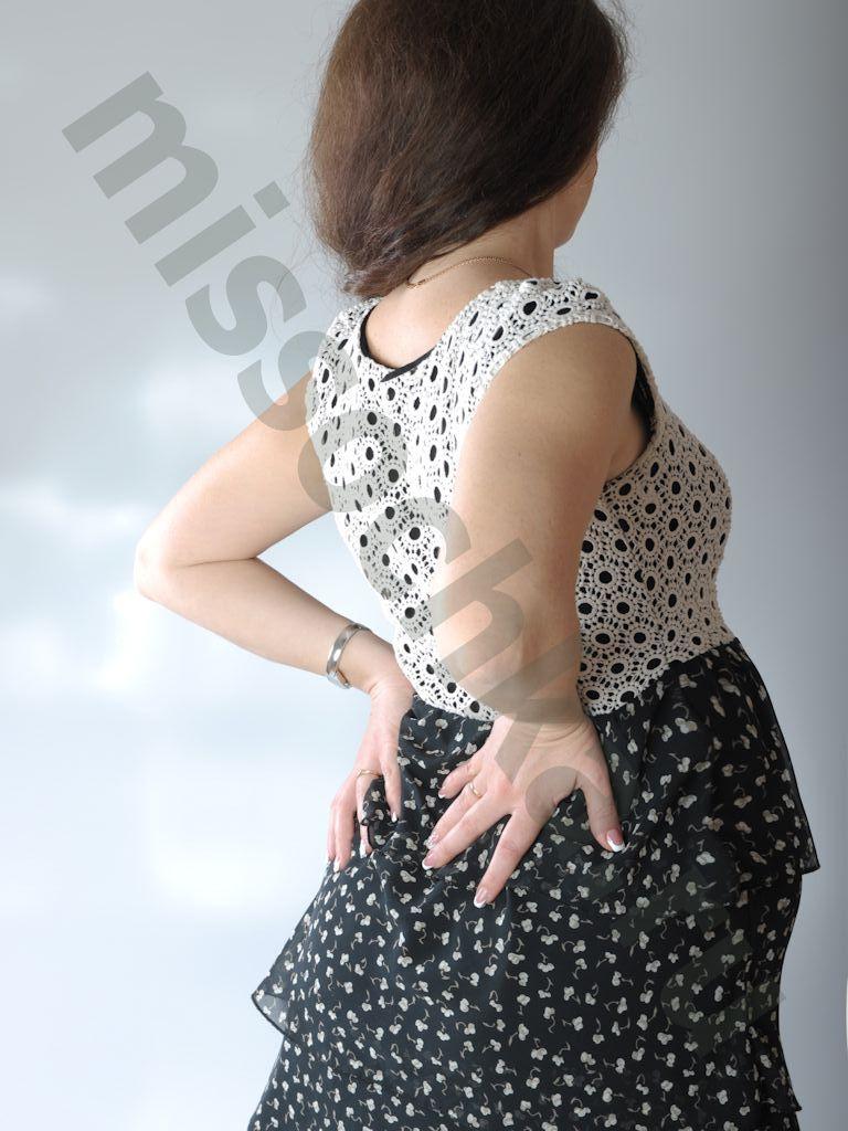 Эфективное упражнение от шейного остеохондроза