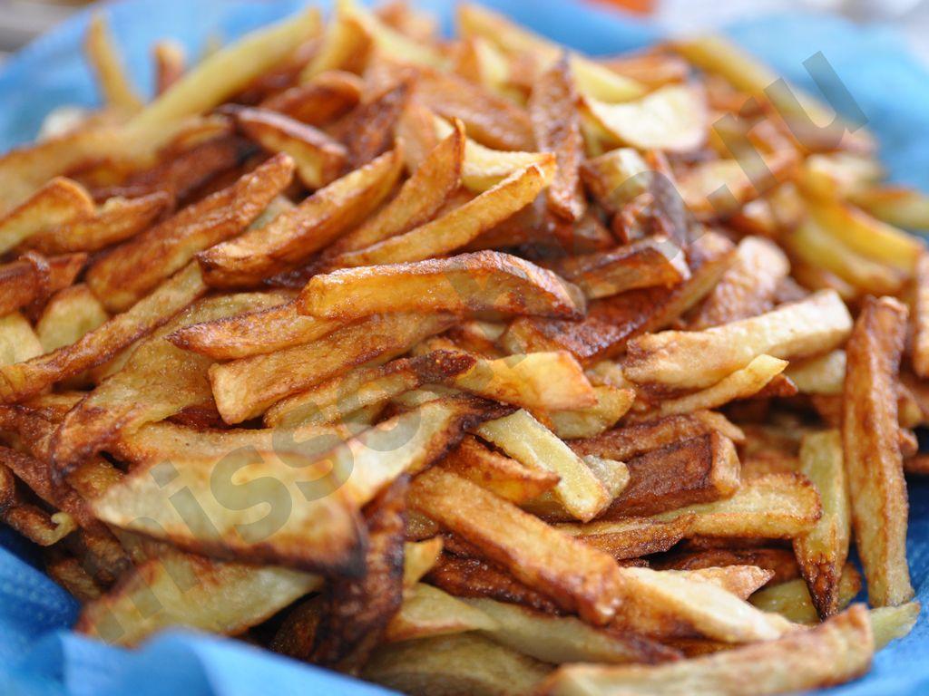 Как сделать картошку фри в домашних условиях во фритюрнице