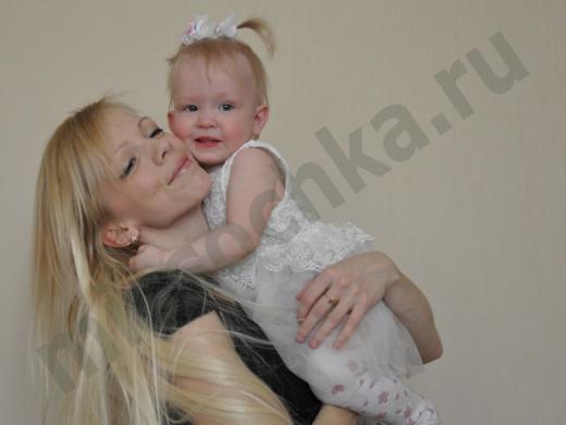 любящая мама