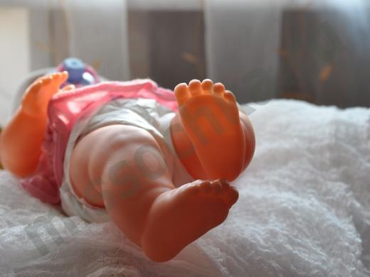 стопа малыша