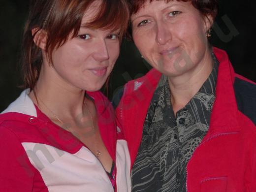 мать и дочь подросток